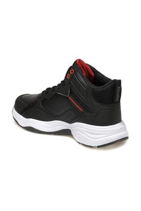 Kinetix RYDER HI Siyah Erkek Sneaker Ayakkabı 100537341 2