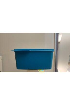 Tupperware Renkli Dikdörtgen 2.5 Lt Saklama Kabı 2