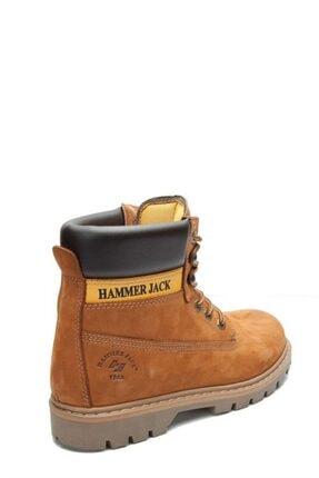 Hammer Jack Hammerjack 102 16600-g Kadın Tarçın Nubuk Ayakkabı 3