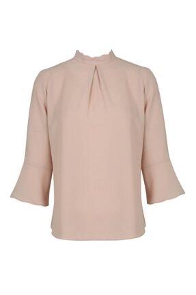 Chima Dilimli Yaka Bluz 1