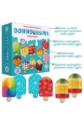 Circle Toys Dondurma Eşleştirme 2