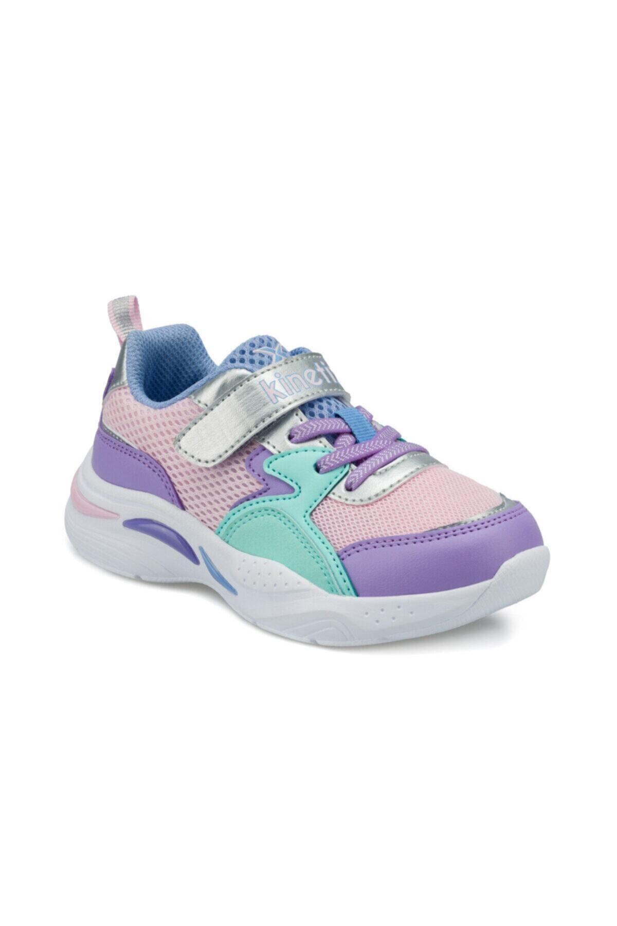PLAYS Pembe Kız Çocuk Yürüyüş Ayakkabısı 100493707