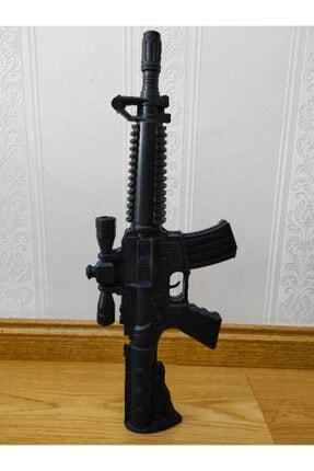 SLV Sesli Oyuncak M416 Taramalı Otomatik Saldırı Tüfeği M4 M16 50cm 0