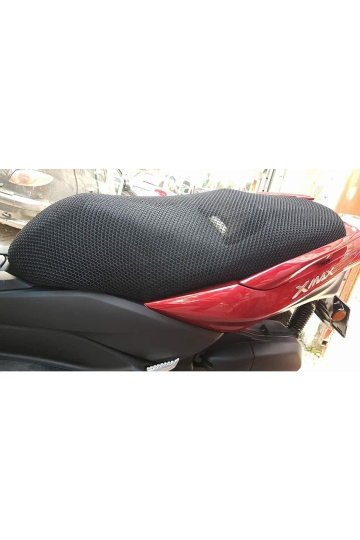 Motosiklet Sele Kılıfı Xmax Nmax Siyah