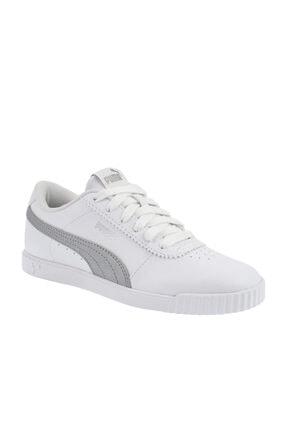 Puma Carına Slım Sl Beyaz Kadın Sneaker 0