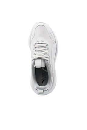 Puma NUAGE RUN/*2 Beyaz Kadın Sneaker Ayakkabı 100532358 2