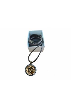 Epoksi Kolye Mücevher DDKolye003-Mücevher
