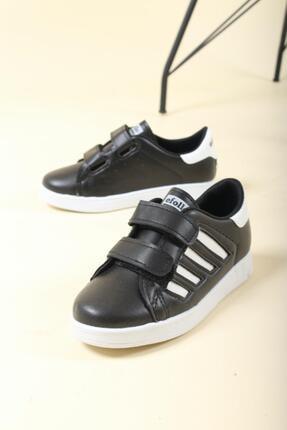 Oksit Efolle Cırtlı Garson Çocuk Spor Ayakkabı 0