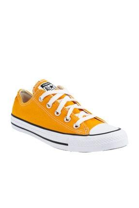 Converse Chuck Taylor All Star Kadın Sarı Spor Ayakkabı (170468C.801) 0