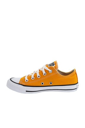 Converse Chuck Taylor All Star Kadın Sarı Spor Ayakkabı (170468C.801) 1