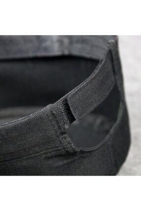 Onesize Fashion Castro Siyah Ve Haki Şapka Ikili Set 3