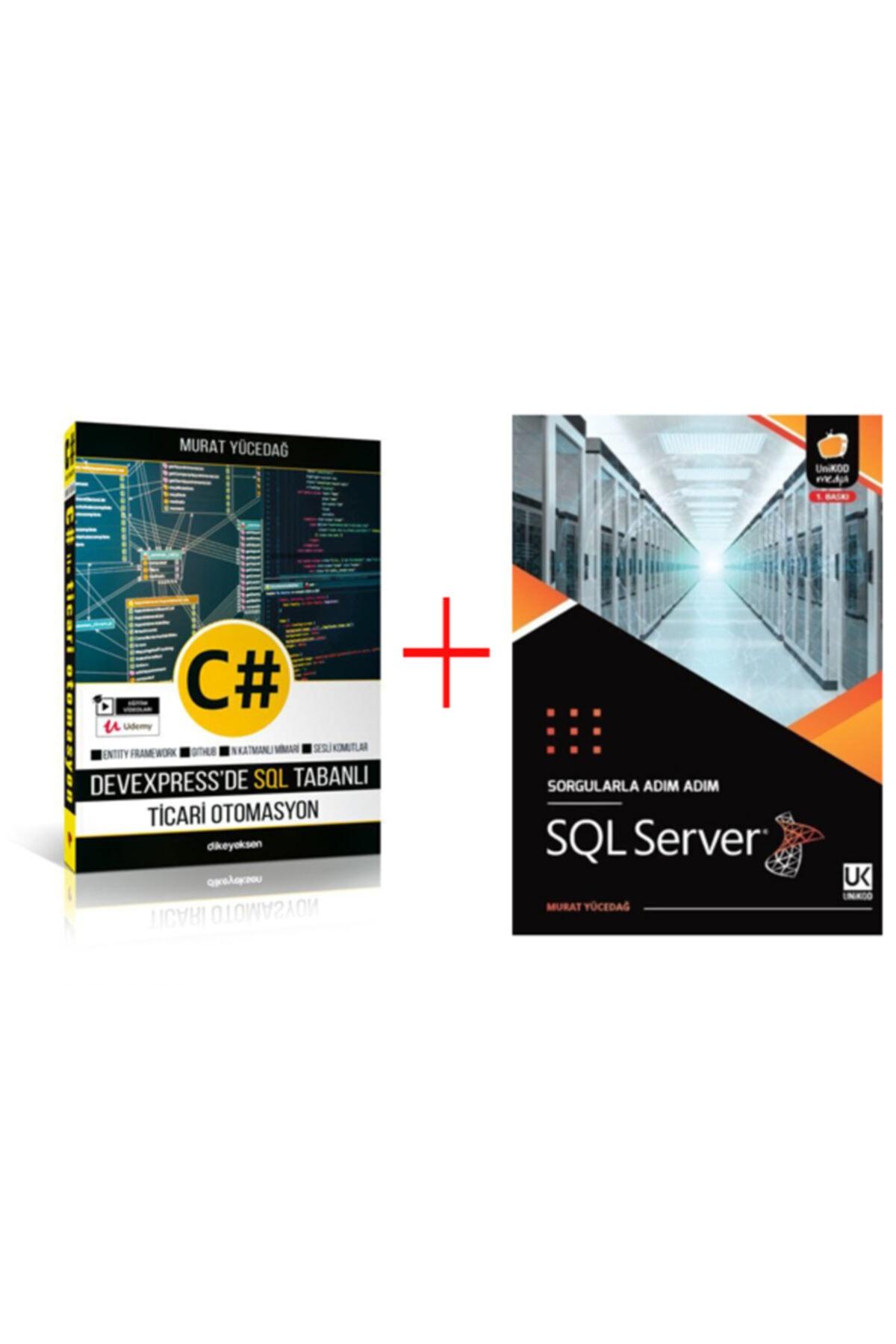 Murat Yücedağ Sql Server & Devexpress'de Sql Tabanlı Ticari Otomasyon