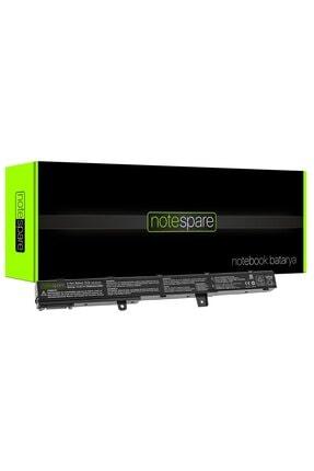 Notespare Asus X551ca X551ma X551m X451m Laptop Batarya Pil A++ 0