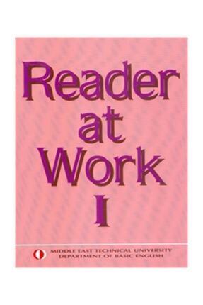 ODTÜ Geliştirme Vakfı Yayıncılık Reader At Work 1 0