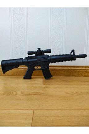 SLV Sesli Oyuncak M416 Taramalı Otomatik Saldırı Tüfeği M4 M16 50cm 3