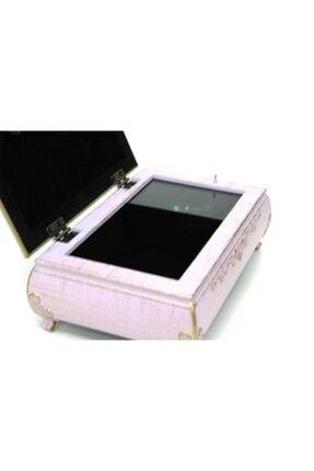 Kutu Müzikli Çerçeveli Takı Kutusu Müzik Kutusu 1024708