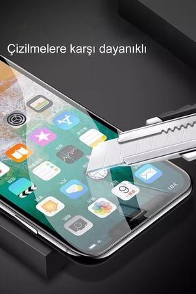 CEPSTOK Iphone 11 Kırılmaz Cam 5d Tam Kaplayan Temperli Ekran Koruyucu 3