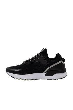 Lumberjack PERAST Siyah Erkek Sneaker Ayakkabı 100497682 1