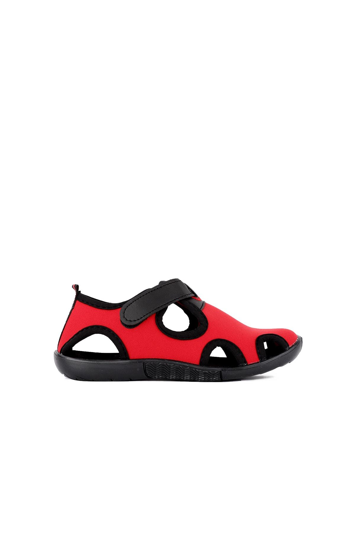 Unnı Çocuk Sandalet Kırmızı Sa10lf054