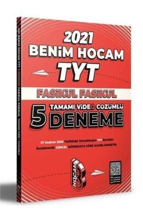 Benim Hocam Yayınları Tyt Fasikül Fasikül Video Çözümlü 5 Deneme Sınavı 0