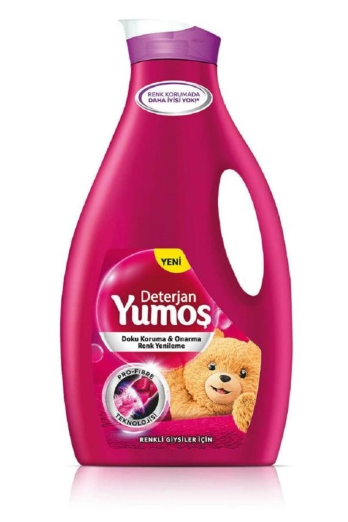 Sıvı Bakım Çamaşır Deterjanı Renkli Giysiler İçin Renk Korumada Daha İyisi Yok 2520 ML