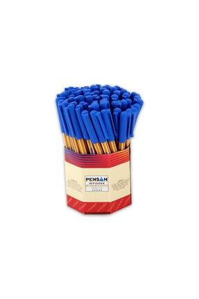 Pensan Tükenmez Kalem 60'lı Mavi 1010 1.0 0