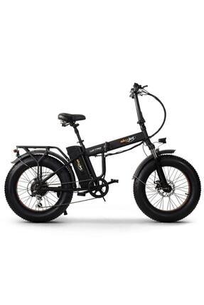 Nitro Skyjet Katlanabilir Elektrikli Bisiklet 0
