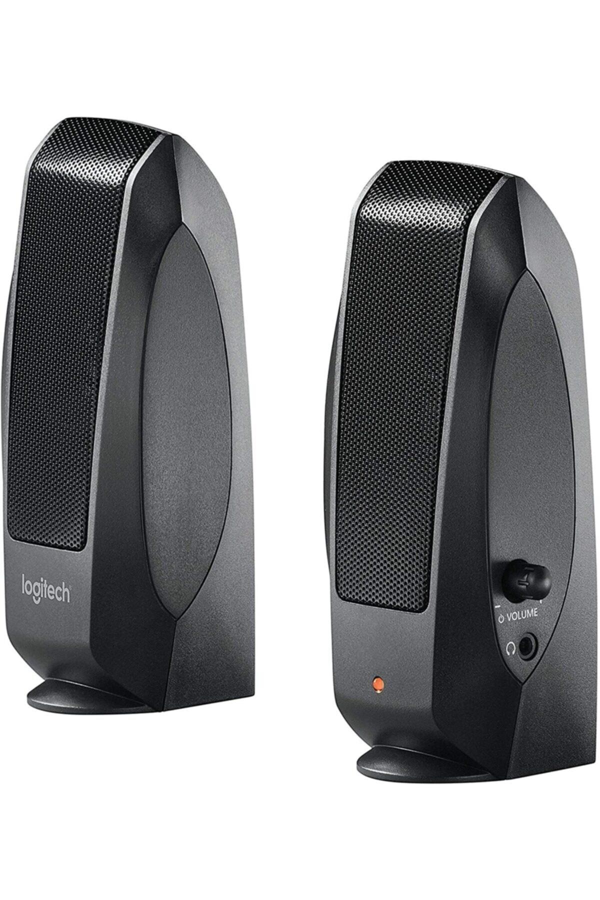 S120 1+1 Siyah Speaker Yeni Seri Rms 4.4w 980-000010