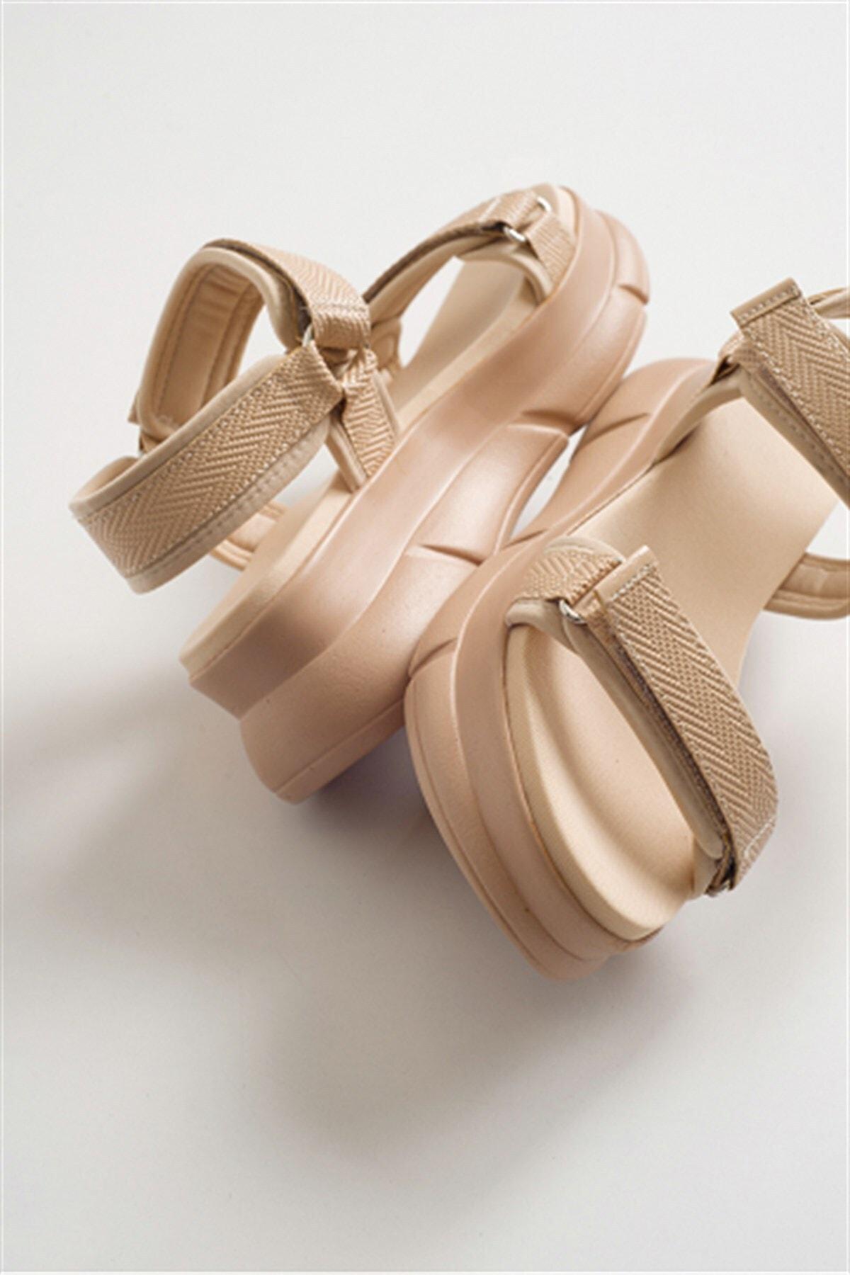 Kadın Nude Sandalet