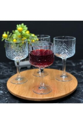 Paşabahçe Timeless 4'lü Kokteyl & Su Meşrubat Bardağı 440237 0