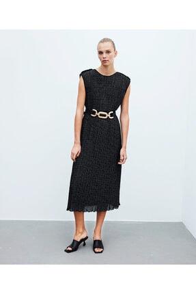 İpekyol Piliseli Elbise 0