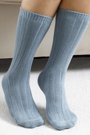 تصویر از Caraline Bambu Kadın Çorap Yeşil