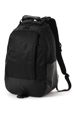 تصویر از 075503 Sf Ls  Backpack Puma Black Unısex Sırt Çantası