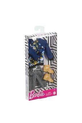 Barbie Kenin Son Moda Kıyafetleri FYW83-GHX53 1