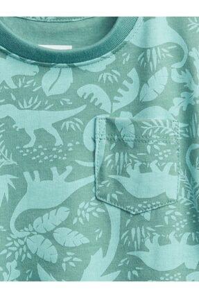 GAP Kısa Kollu Desenli T-shirt 2