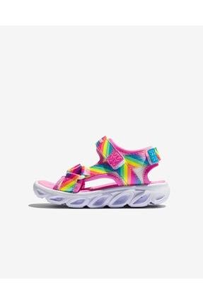 Skechers Küçük Kız Çocuk Çoklu Sandalet 1