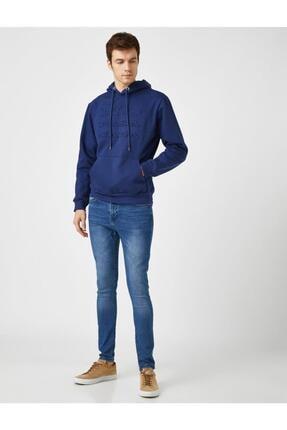 Koton Erkek Jeans Super Skınny Fıt Justın 1