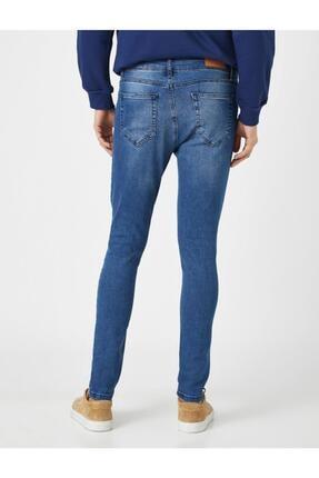 Koton Erkek Jeans Super Skınny Fıt Justın 3