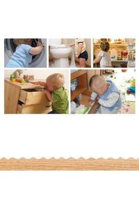 2 Kids's 10 Adet Çok Amaçlı Çekmece Dolap Çocuk Kilit Kilidi Bebek Çocuk Güvenlik Dolap Ve Çekmece Kilidi 2