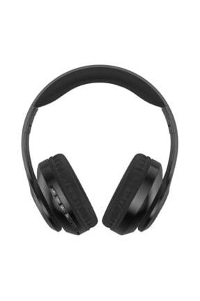 Universal P68 Bluetooth Kablosuz Stereo Kulaklık - Siyah 3