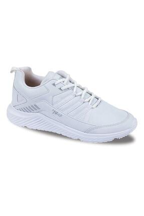 Jump Erkek Beyaz Günlük Spor Ayakkabı 25932 0