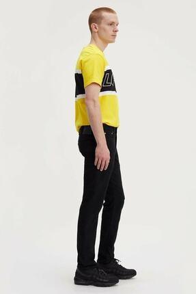 Levi's Erkek Siyah 512 Slim Taper Fit Jean Pantolon 28833-0013 1