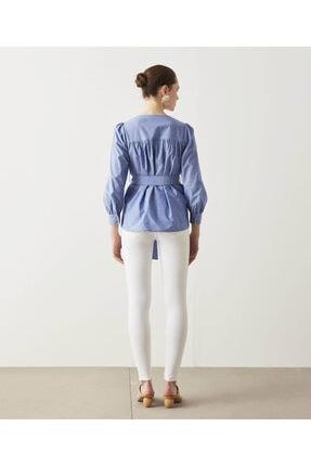 İpekyol Dantel Şeritli Bluz 3