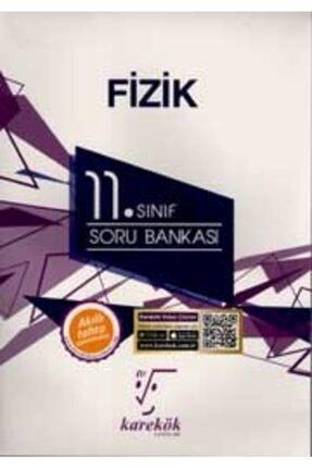 Karekök Yayınları 11. Sınıf Fizik Soru Bankası 0