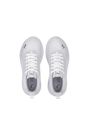 Puma ANZARUN LITE JR-2 Beyaz Erkek Çocuk Koşu Ayakkabısı 100547381 1