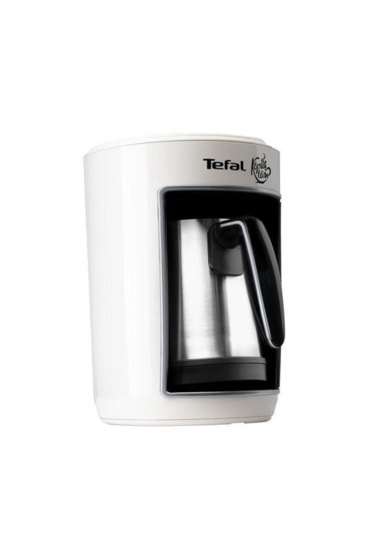 Beyaz Köpüklüm Pro Çelik Türk Kahve Makinesi 9100041398