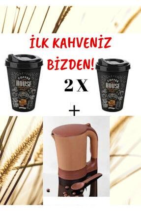 Mini Kettle Su Isıtıcısı- Türk Kahvesi Makinesi- Kettle Vakia29