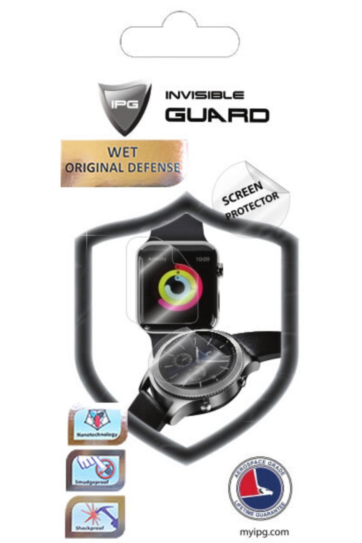 Ipg Samsung Galaxy WATCH (46mm) Silver Ekran Koruyucu (2 adet)