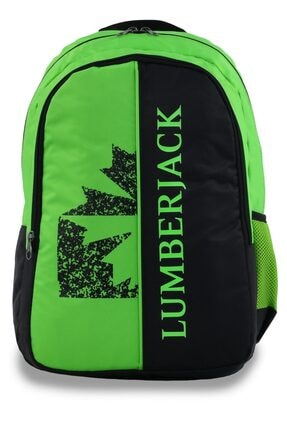 Lumberjack 8501 Sırt Çantası Yeşil-siyah 0