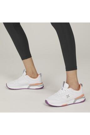 Kinetix SHARP MESH W 1FX Ekru Kadın Sneaker Ayakkabı 100662450 4